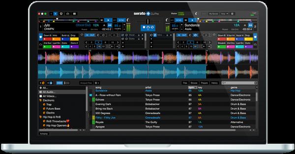 لپ تاپ 17 اینچی برای دی جی