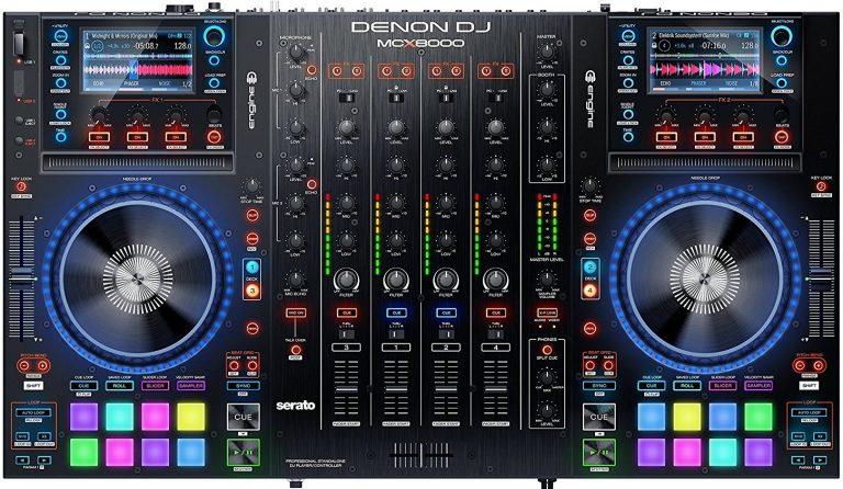 کنترلر دی جی Denon DJ MCX8000