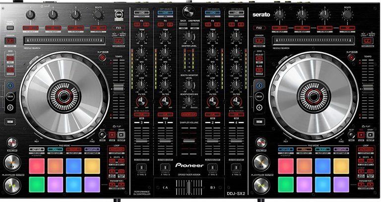 کنترلر دی جی Pioneer DDJ-SX2